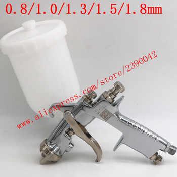 Original Import HVLP W101 134G Hand Manual Paint Spray Gun W-101 Spray Gun 0.8/1.0/1.3/1.5/1.8mm Furniture Car Paint Pistol - DISCOUNT ITEM  39% OFF All Category