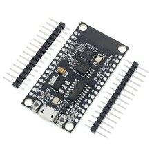 Модуль NodeMCU V3 Lua Wi-Fi, 1 шт., встроенный модуль ESP8266 + Дополнительная память, флеш-память 32 м, USB-последовательный CH340G A62