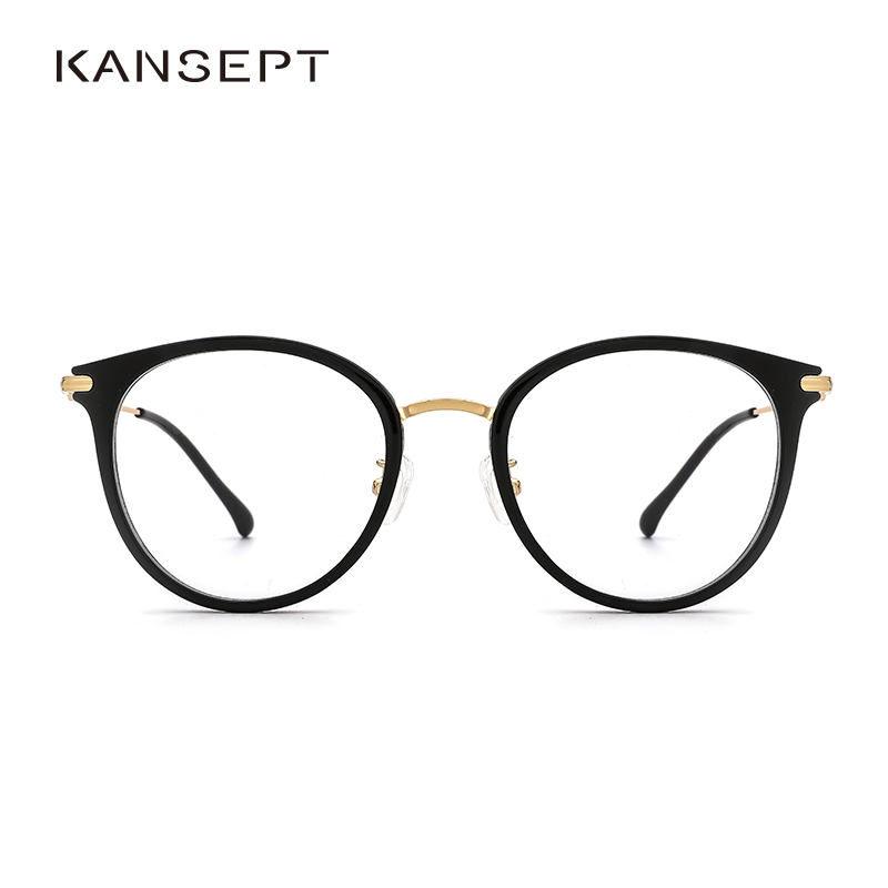 2019 Fashion Women Glasses Frame Ins Popular Round Optical High Quality Eyeglasses Frame For Women #90017