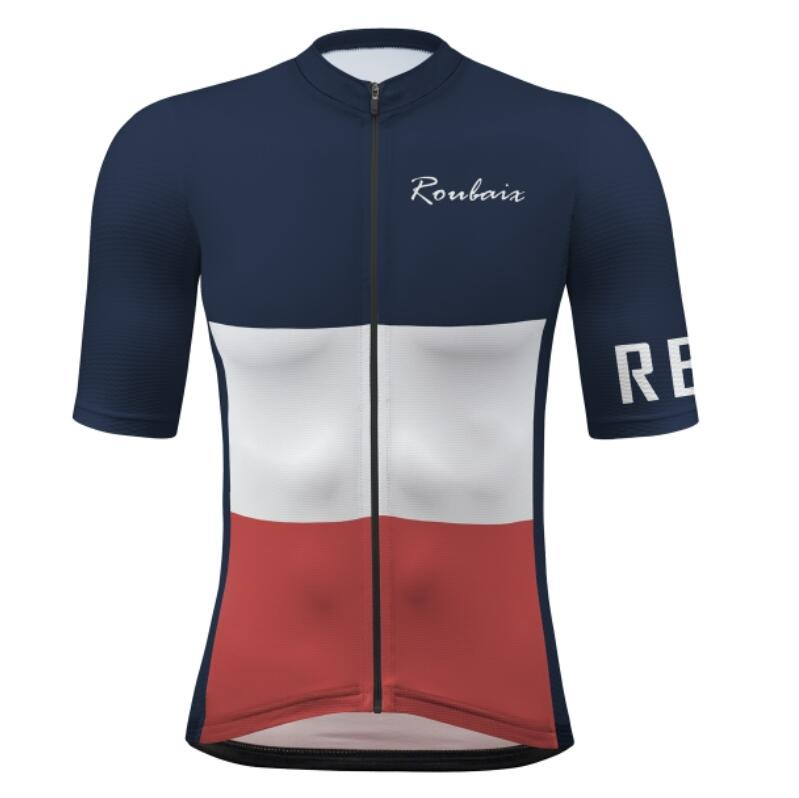 2020 Roubaix Summer Cycling Jersey Breathable Short Sleeve Men Shirt Ropa De Ciclismo Trekking Clothing Tops MTB Bicycle Clothes|Cycling Jerseys|   - AliExpress