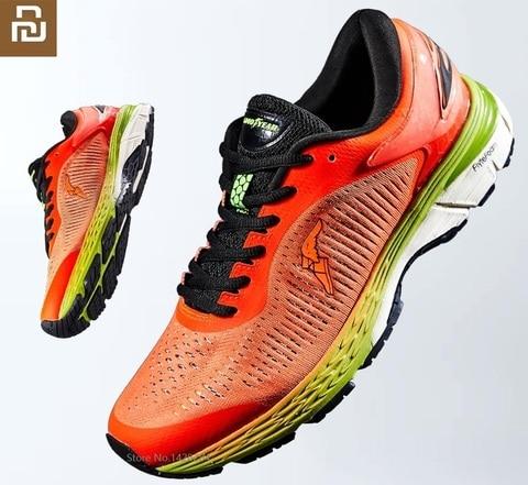para Homens Jovens de Esportes de Tênis de Absorção de Energia de Alta Respirável Masculino Running Shoes Mulher Sneakers Leves de