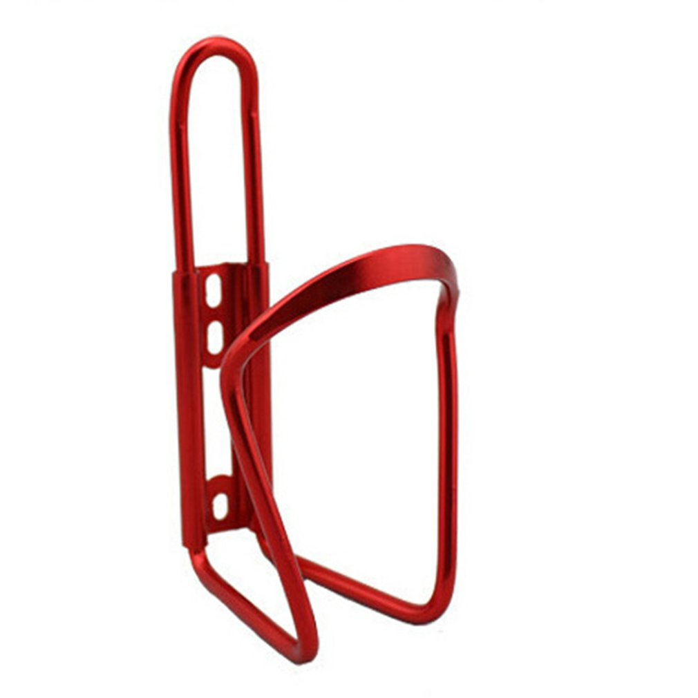 1pc Bike Water Bottle Holder Cage Lightweight Bicycle Bracket Alloy Aluminum .