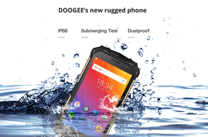 Image 3 - DOOGEE S60 Lite IP68 Wireless Charge Smartphone 5580mAh 12V2A Quick Charge 16MP 5.2 FHD MTK6750T Octa Core 4GB 32GB NFC Phone