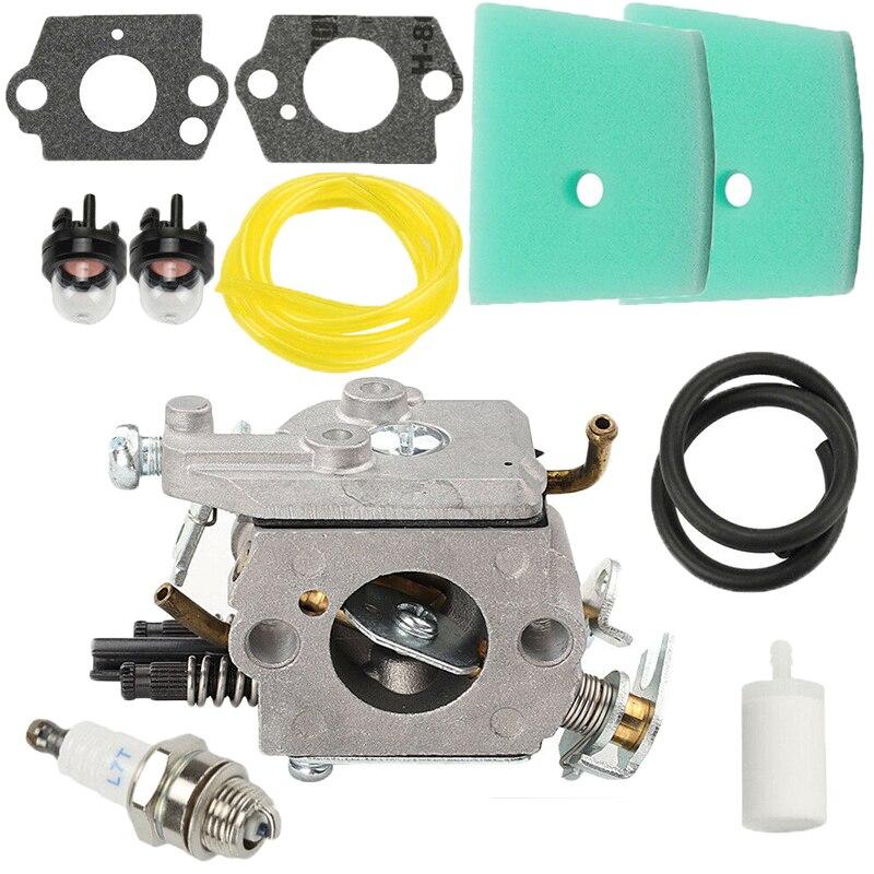 Carburetor & Kit For Husqvarna 123L 223L 322C 323L 325C 326C 327P4 323RJ Parts