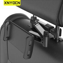 Tablet-Holder Xiaomi Flexible Headrest-Mount-Bracket Phone Back-Seat Samsung Xnyocn