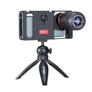 Image 3 - Ulanzi 37mm to 17mm Adapter for Ulanzi DOF Adapter 17mm Thread Ulanzi Anamorphic Lens Fisheye Telephoto Macro lens