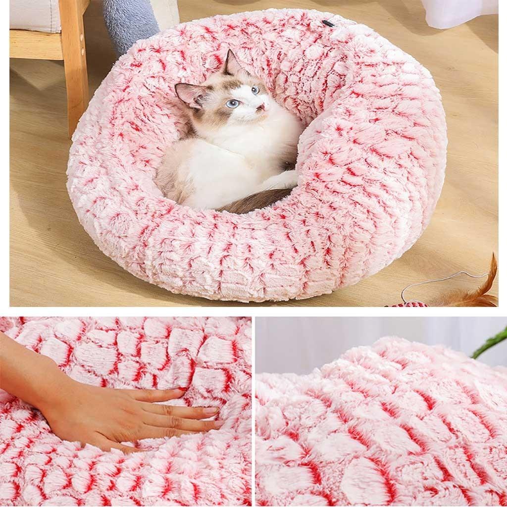 Pet Round Claiming Sleeping Bag