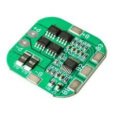 4S 14.8v/16.8v 20a pico li-ion bms pcm placa de proteção da bateria bms pcm para lítio licoo2 limn2o4 18650 li bateria