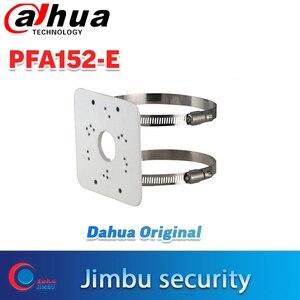 Image 1 - Suporte de Montagem do Pólo Dahua PFA152 E Material: Pólo De Alumínio Suporte de Montagem PFA152 E Neat & Integrated design Suporte Da Câmara