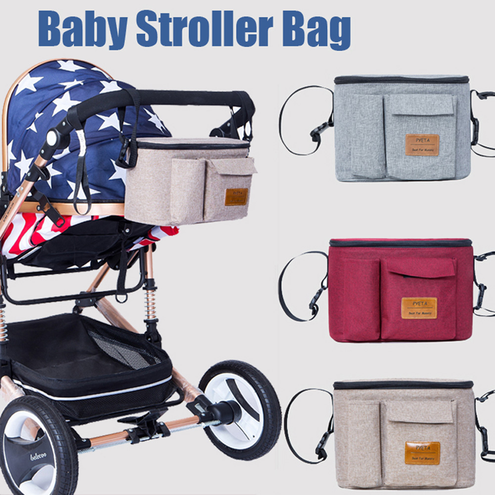 Momn Baby Multi-function Waterproof Outdoor Travel Diaper Bags Insular Brand Nappy Backpack Bag Mummy Large Capacity Stroller