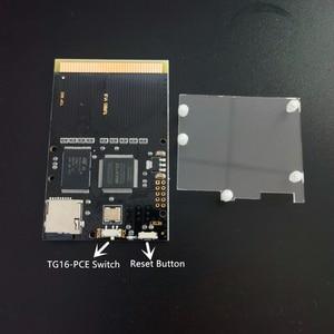 Image 2 - Cartucho de juego 500 en 1 para turbografx, Cartucho para consola de juegos pc engine Turbo GrafX