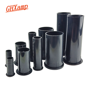 Image 1 - GHXAMP 2 pouces 4 pouces 6.5 pouces haut parleur inversé Tube Port auxiliaire basse Subwoofer ABS haut parleur Guide Tube 2 pièces