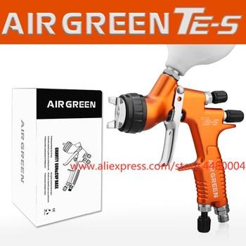 Manual spray gun hvlp gravity spray gun sprayer air spray gun 1.3mm 600CC high quality spraying tool
