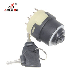 Interruptor de ignição diesel para peça sobressalente 701/80184 da máquina escavadora