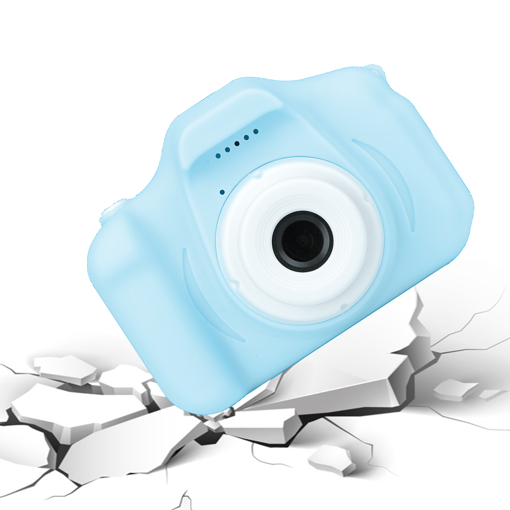 New Arrive  Cheap Rechargeable Photo Video Playback Cameras Kids Toy For Girl 32GB Mini Children's Camera Child Birthday Present 6