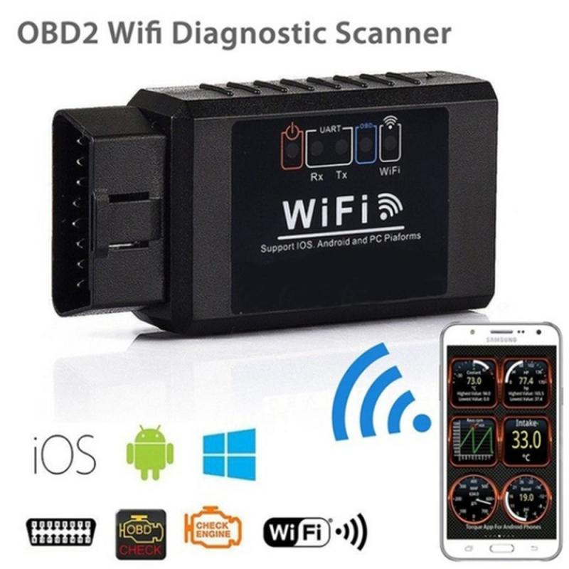Universal ELM327 HH OBD Blueto Bluetooth OBD2 OBDII CAN BUS Check Engine Car Auto Diagnostic Scanner Tool Interface Adapter PTCS