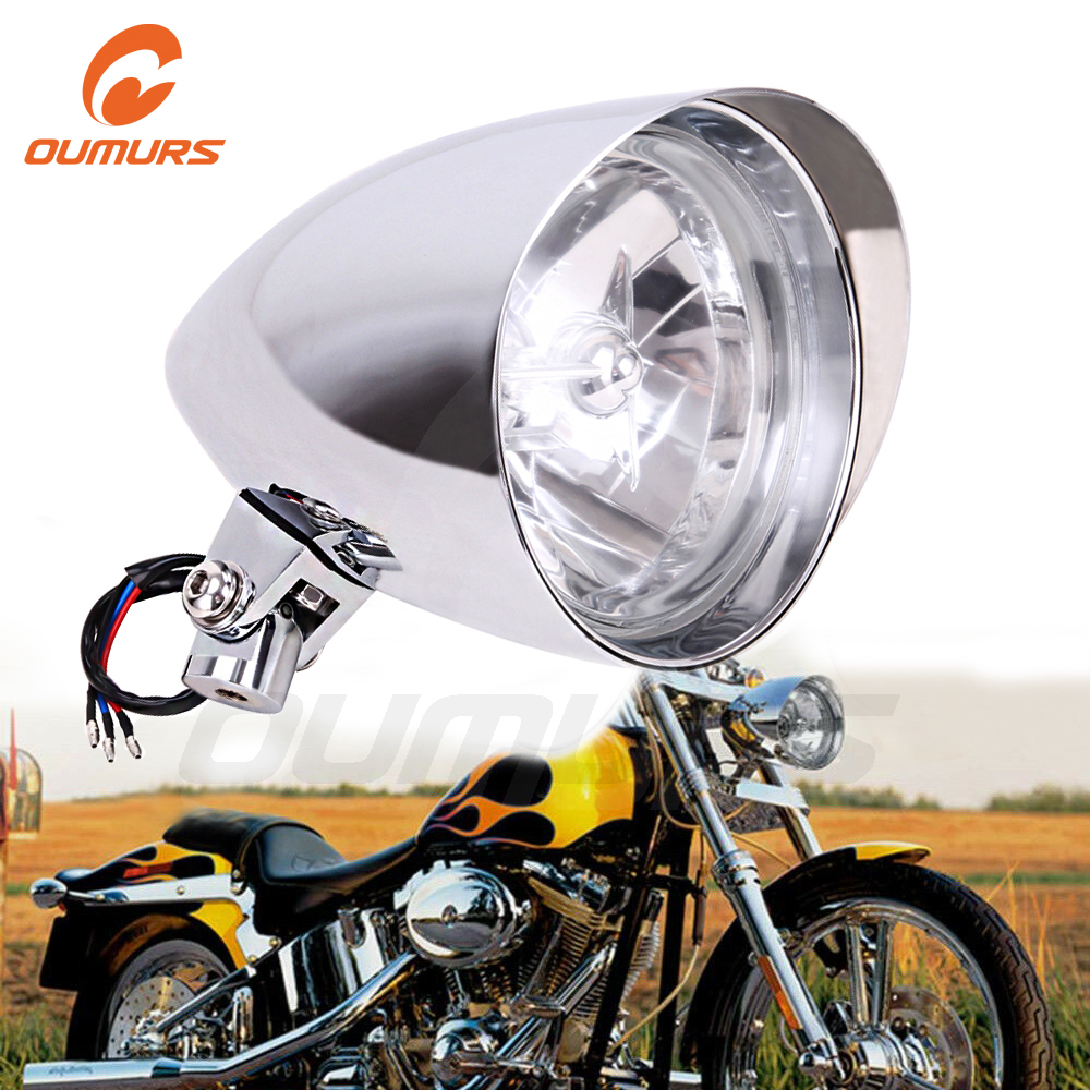 OUMURS Motorcycle Headlight 5.75