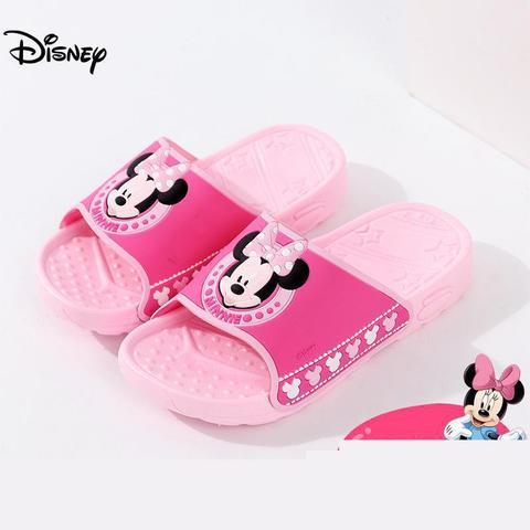 original disney para meninas chinelos pai crianca cuidados em casa sapatos verao bonito minnie desenhos