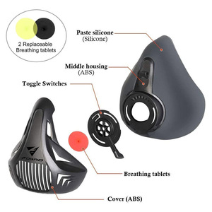 Image 2 - FDBRO sports mask Fitness ,Workout ,Running , Resistance ,Elevation ,Cardio ,Endurance Mask For Fitness training sports mask 3.0