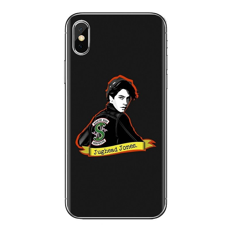 TPU Cases Cover American TV Riverdale Jughead Jones For Xiaomi Mi6 <font><b>Mi</b></font> 6 A1 Max Mix 2 5X 6X Redmi Note 5 5A 4X 4A <font><b>A4</b></font> 4 3 Plus Pro image