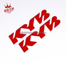 2 Pics For KYB suspension Motor Bike Motorcycle Auto Car Sticker Decal 01