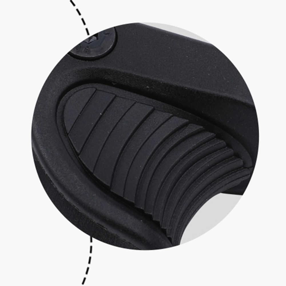 Suporte triângulo foregrip de nylon para airsoft, tático, pega triângulo, 20mm, acessórios para tiro, caça, militar, peças de paintball