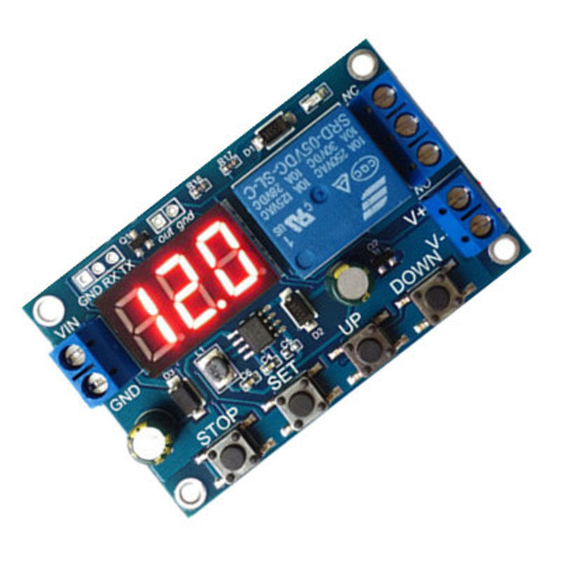 Battery Charger Discharger Module Electronic Components Tool Parts Under Voltage Over Voltage Protection Board
