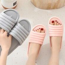 Indoor Slippers Flip-Flops Flat-Shoes Floor Bathroom Female Summer Women Eva No Zapatillas-De-Hombre