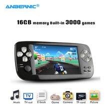 Anbernic портативная игровая консоль  43 дюйма 3000 Классическая