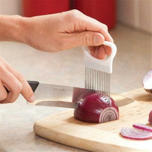 Vegetables Slicer Tomato Onion Aid-Holder Kitchen-Accessories Cutting Shrendders 1pcs