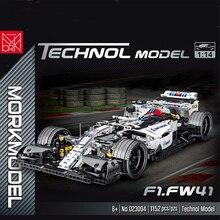 High-tech City Speed Champions Car Building Blocks F1 Racing Vehicle Model Bricks Car Toys Car Children Creator Kids Girls Gifts