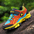 Новая уличная обувь для пеших прогулок  Молодежная Спортивная обувь  детская теплая обувь для тренировок  маленькие детские кроссовки