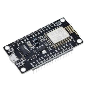 Image 4 - ワイヤレスモジュールCH340/CP2102 nodemcu V3 V2 lua wifiインターネットのもの開発ボードESP8266 ESP 12Eとpcbアンテナ