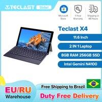 Teclast X4 2 en 1 Tablet PC 11,6