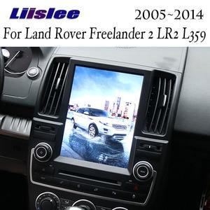 Image 4 - Für Land Rover Freelander 2 LR2 L359 2005 ~ 2014 Liislee Auto Multimedia Player CarPlay NAVI 10,4 zoll Auto Radio DSP GPS Navigation