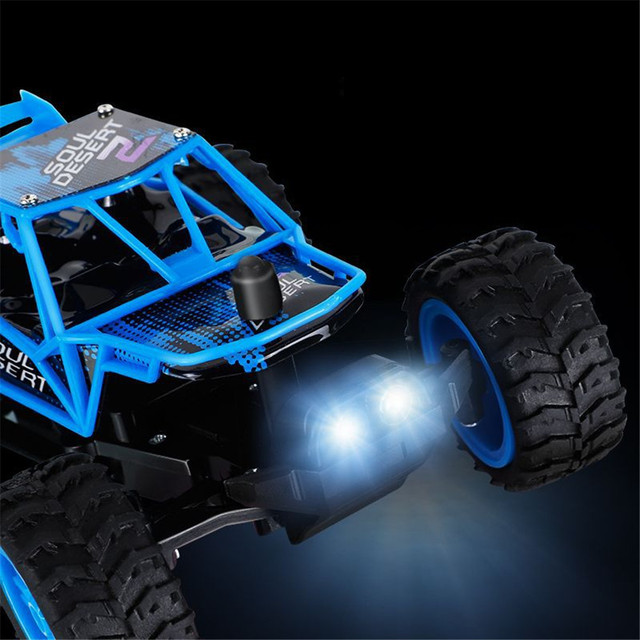 Zingo Racing 9115B 1:32 RC Car 2.4G RWD Mini Electric Remote Control Crawler with LED Light Off-Road Vehicles RTR Model Toys 5