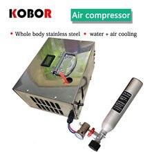 Портативный воздушный компрессор pcp мини с трансформатором