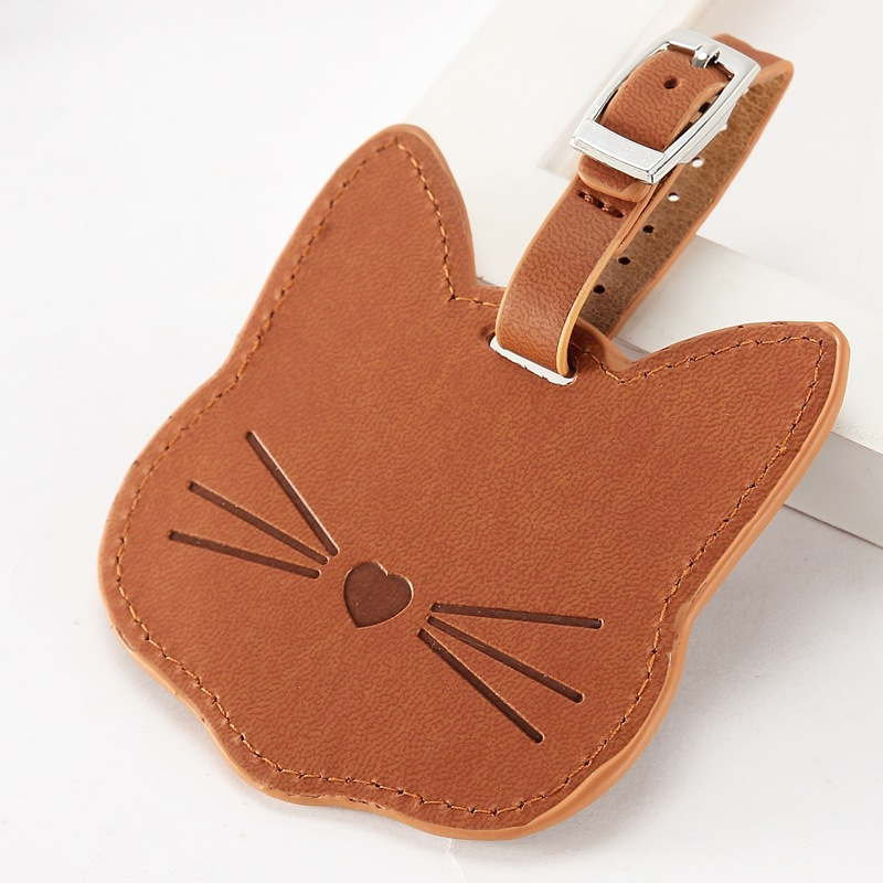Travel Suitcase Bag Name Cat Tag  My Pet World Store