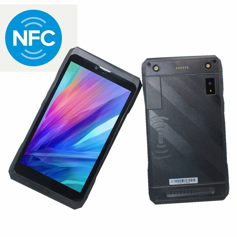 7inch NFC MTK6582 Tablet PC Quad Core Android 4.4 1GB+8GB  1024x 600  3G Phone Call Tablet WIFI OTG Multi languages
