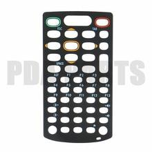 (10 pces) 10 pces teclado sobreposição (48 chave) para motorola symbol mc3100 mc3190 series