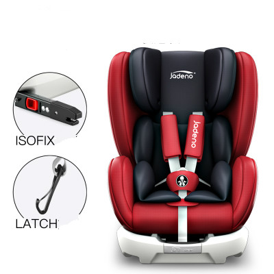 Baby Booster Car Seat Child Safety Chair Car Seat For Baby Universal Sit And Lie Isofix Five-point Harness 0~12Y