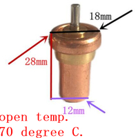 FREE SHIPPING Replacement VMC Thermostat Valve Core Constant Temperature Valve 70 Degree
