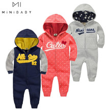 Autumn&Winter Baby Boy Clothes Baby Rompers
