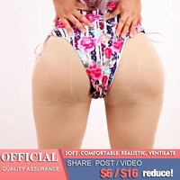 Size Enhance Hip Pad Buttock Shaper Women Sexy Hip Butt Thigh Silicone Pads For Crossdresser Shemale Sexcy Hip Pad