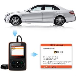 Image 2 - Startowy Creader V + czytnik kodów silnika OBD2 EOBD OBDII profesjonalne narzędzie diagnostyczne do samochodów uruchom skaner silnika OBD bezpłatna aktualizacja