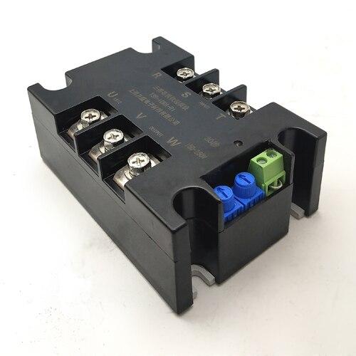 Three-phase Machine Soft Start Module Controller Lectromotor Soft Starter Slow-start Motor (Module only)