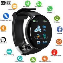 Новинка 2019 bluetooth браслет Смарт часы для мужчин датчик