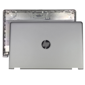 Original New For HP Pavilion 15-BR Series Laptop LCD Back Cover 924499-001 Silver LCD Rear Lid Top Cover new original top cover for vaio svf15a svf15ac1ql svf15aa1ql svf15a100c svf15a190x svf15a19scb svf15a16cxb lcd back cover