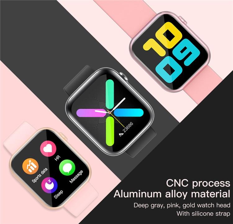 H673b16d72961408daa31152a137769baQ Oxygen Monitor Smart Watch 2020 Blood Pressure Smartwatch