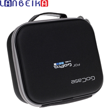 Evaポータブルハンドバッグトラベル収納保護袋ケース移動プロヒーロー9 8 7 6 5 4 sjcam SJ4000 SJ6 SJ8李mijia dji osmoカメラ